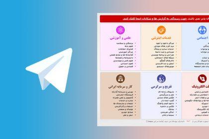 فیلترینگ تلگرام و فیلتر شدن تلگرام
