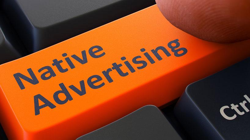 تبلیغات نیتیو